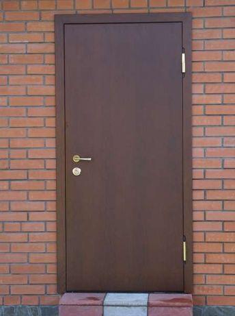 Двери металлические, входные. От 4950грн. Утепленные с отделкой.