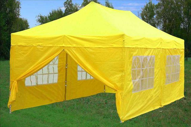 Садовая палатка шатер торговый павильон усиленный беседка 3на3 м