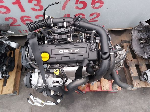 Motor opel astra/corsa/combo 1.7dti y17dt