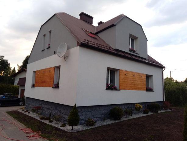 Ocieplenie elewacji Docieplenia budynków Ocieplenie domu Cieszyn