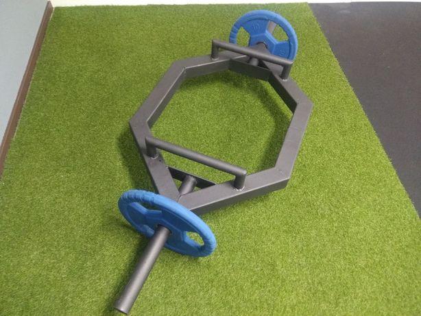 Barra Hexagonal / Trap Bar