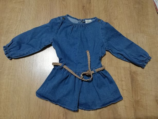 Sukienka miękki Jeans tape a'loeil 68
