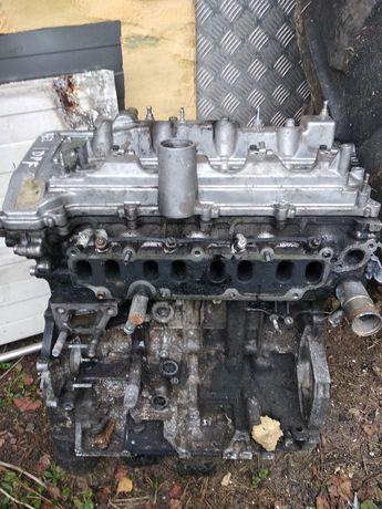 Toyota 2.0 D4D silnik uszkodzony