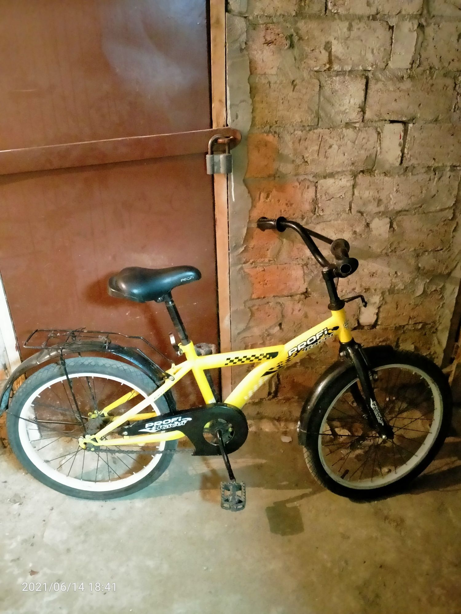 Велосипед підростковий
