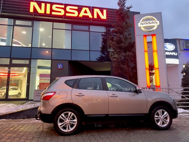 Nissan Qashqai 2.0 Salon Polska