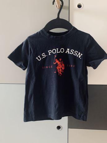 Koszulka U.S. POLO ASSN 5-6 lat 116