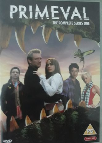 DVD Série Completa 1 Primeval