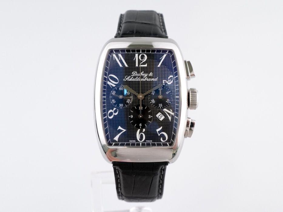 Мужские новые часы Dubey & Schaldenbrand Aerochrono Black Одесса - изображение 1