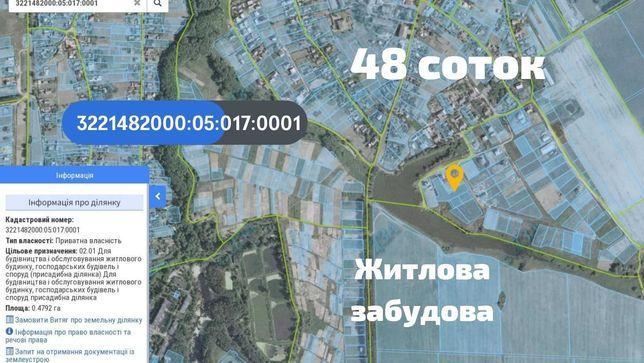 Продажа живописного участка с выходом на воду Кожуховка БЕЗ%