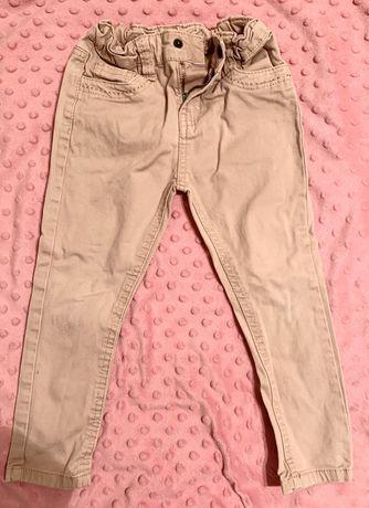 Детские джинсы для девочки. рост 104см.