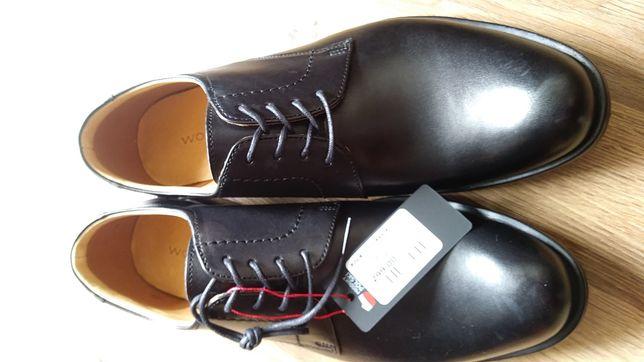 Sprzedam nowe męskie buty firmy Wojas