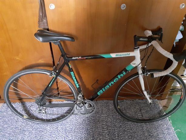 Bicicleta ciclismo bianchi