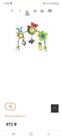 Игрушка Tiny Love игрушка на коляску,кроватку стульчик