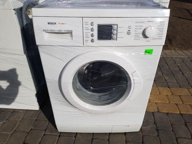 Pralka Bosch Maxx6 6kg 1000U/min [gwarancja dowóz]