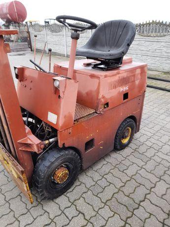 Wózek widłowy RAK 7B wspomaganie z wojska