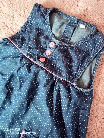 Sukienka sukieneczka 80/86