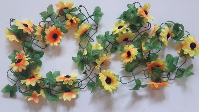 Kwiaty Bluszcz 15 szt