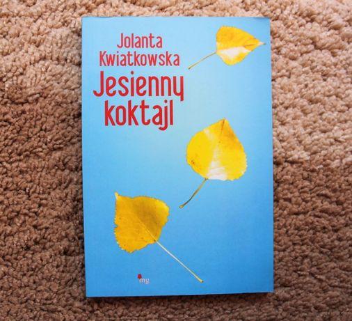 Jesienny koktajl Jolanta Kwiatkowska