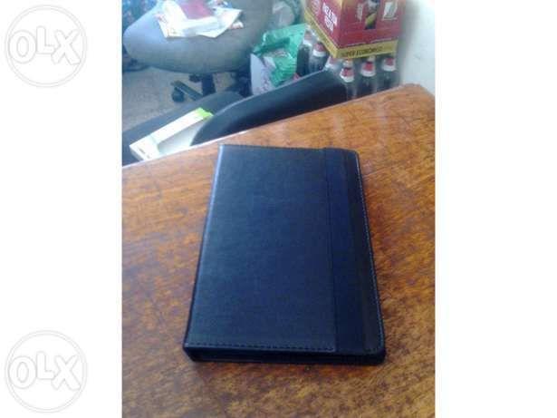 "capas para tablets preto e azul claro 7"""