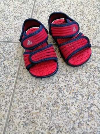 Sandálias para menino, tamanho 20