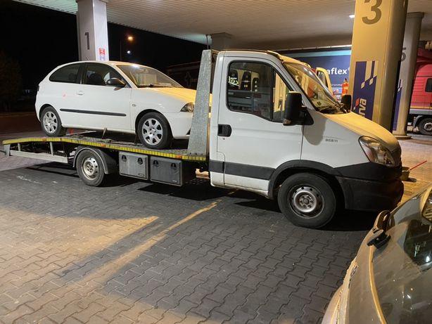 Laweta Pomoc Drogowa Autolaweta Auto holowanie auto laweta 24/7