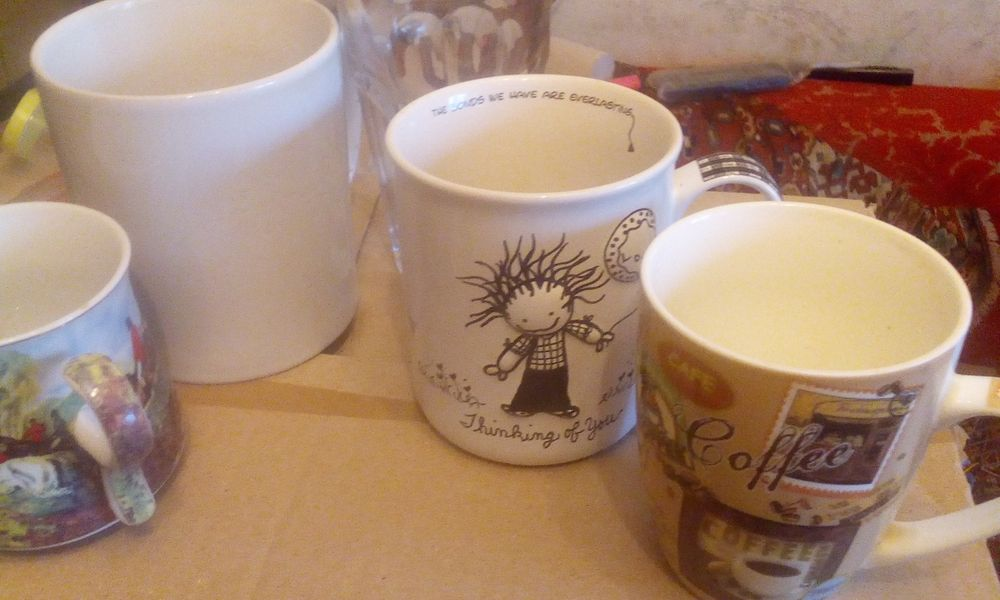 Коллекция чашек Киев - изображение 1