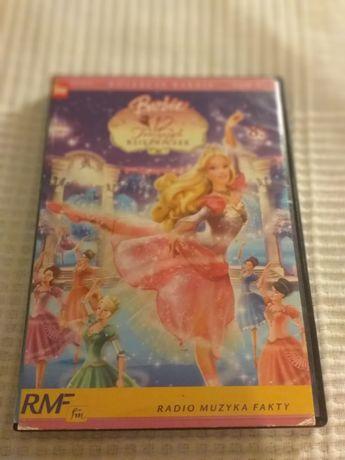 Barbie i 12 tańczących Księżniczek DVD