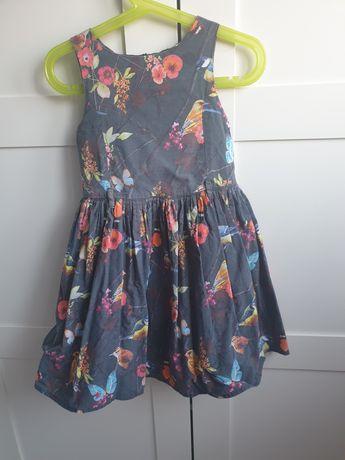 Sliczna sukienka next 104