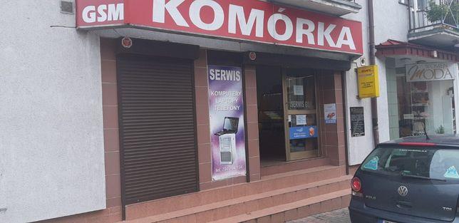 lokal użytkowy do wynajęcia w centrum Koszalina