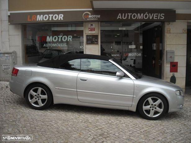 Audi A4 Cabrio 2.0 TDi Sport