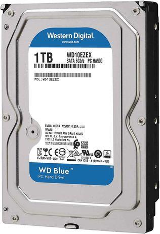 Жесткий диск на 1 ТБ WD BLUE