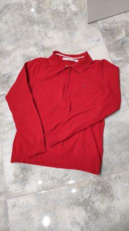 Sweterek Polo damskie Tommy Hilfiger