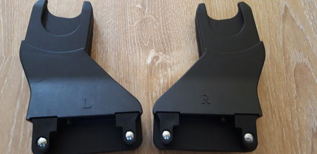 Adaptery do wózka/fotelika/nosidełka