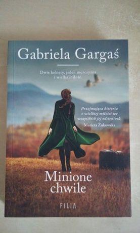 Minione Chwile - Gabriela Gargaś (TANIA WYSYŁKA)