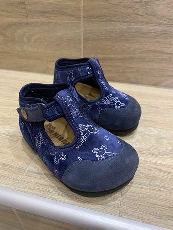 Ортопедическая обувь туфельки с супинатором Grubin