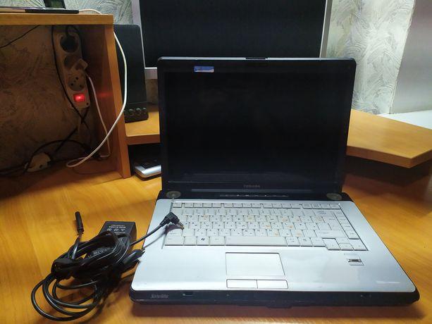 Ноутбук Toshiba satellite A215