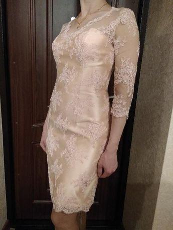 Вечернее выпускное свадебное платье Linda от ТД Ricca Sposа