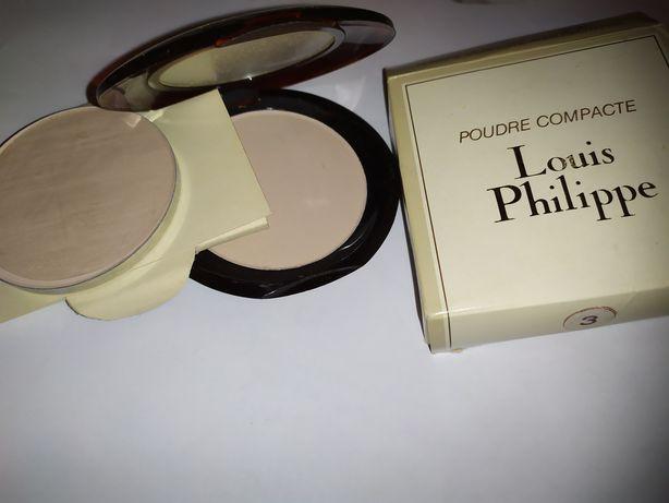 Louis Philippe компактная пудра винтаж