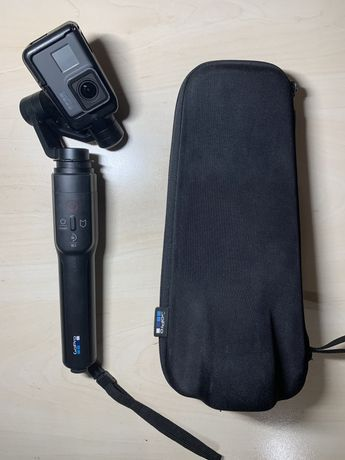 GoPro hero 5 + стабилизатор karma grip + чехол