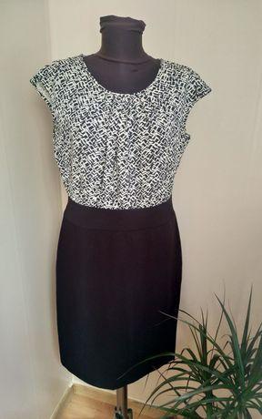 Шикарное платье в деловом стиле