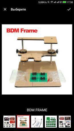 Позиционный стол для программирования ЭБУ ECU BDM100