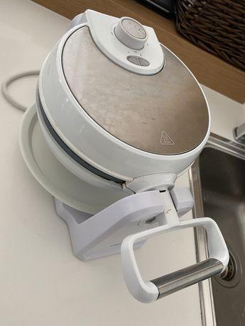 Maquina waffles cecotec