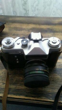 aparat fotograficzny Zenith E