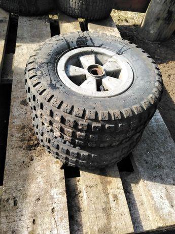 Traktorek kosiarka koła 24x5x6 kompletne w bdb  stanie stiga villa