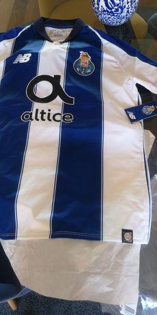 Camisola FC Porto e cachecol NOVOS