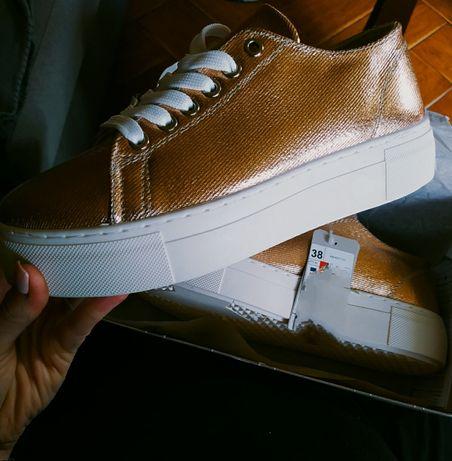 Sneakersy damskie  38 buty