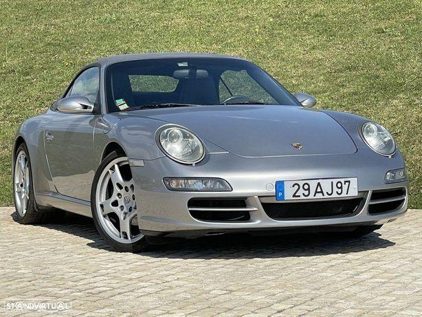 Porsche 997 911 320cv Carrera Cabrio