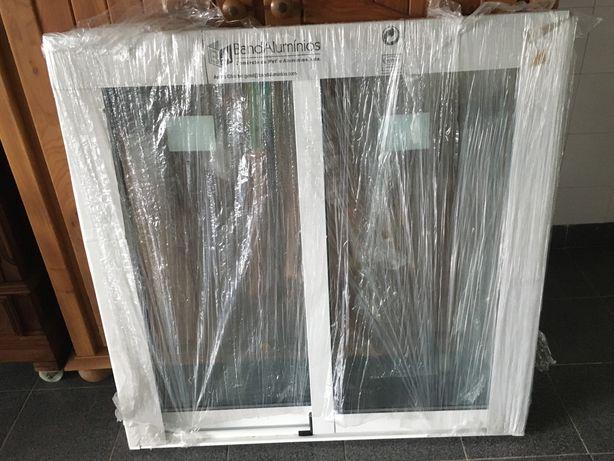 2 Janelas De Aluminio