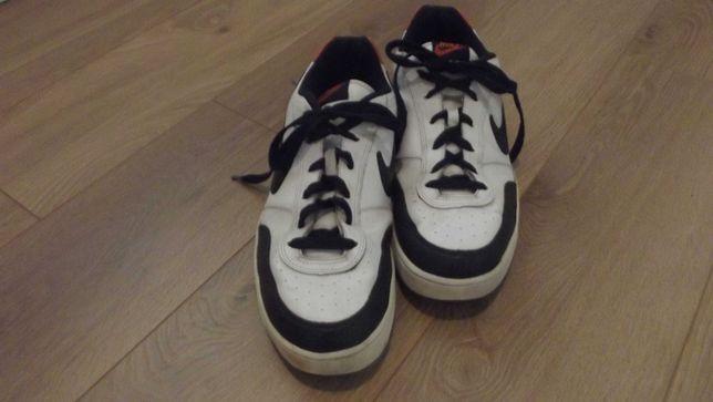 Sportowe, skórzane buty NIKE!