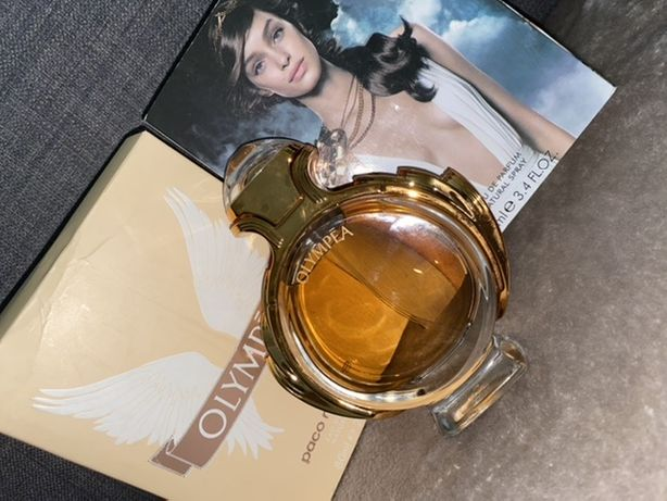 Perfume novo em caixa! OLYMPEA, paco rabanne